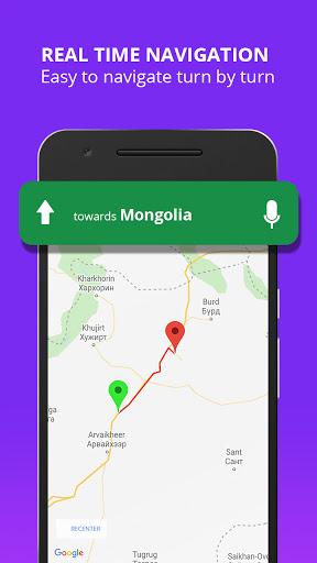 Live Street Map View 2021 - Earth Navigation Maps screenshot 6