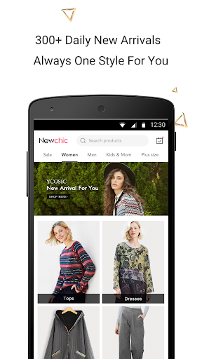 Newchic - Fashion Online Shopping screenshot 1