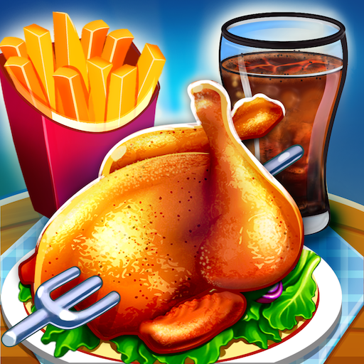 Cooking Express : Star Restaurant Cooking Games icon