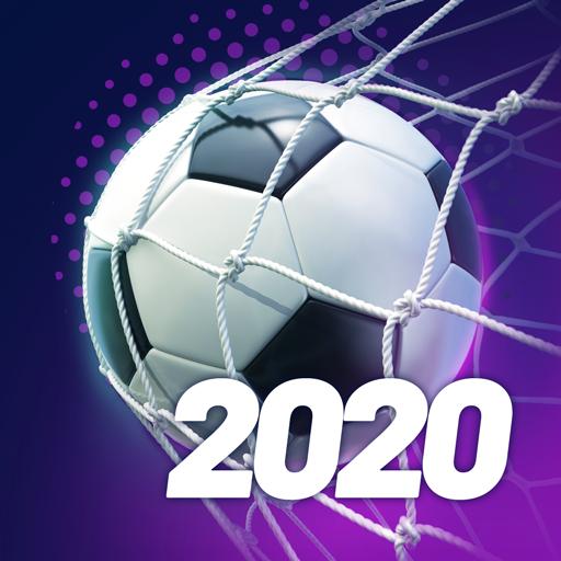 Top Football Manager 2020-افضل لعبة مدير كرة القدم أيقونة