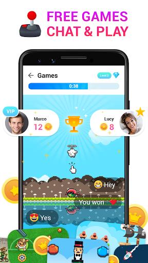 Messenger - Messages, Texting, Free Messenger SMS 8 تصوير الشاشة
