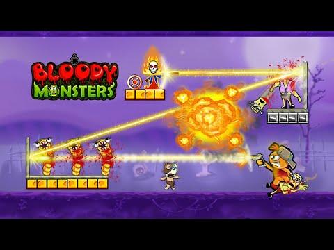 Bloody Monsters screenshot 1