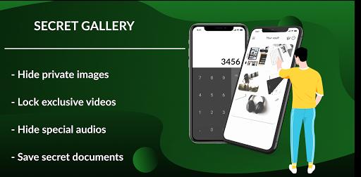 Calculator Lock – Lock Video & Hide Photo स्क्रीनशॉट 3