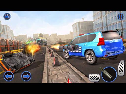 US Police ATV Quad Bike Hummer: Police Chase Games screenshot 9