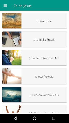Fe de Jesús 24/7 screenshot 2
