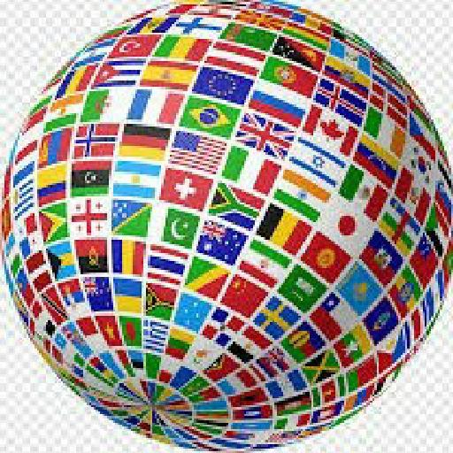 Country Flags: Earn Money & World Quiz أيقونة