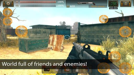 The Sun Origin: Post-apocalyptic action shooter screenshot 7