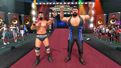 Real Wrestling Stars 2021: Wrestling Games screenshot 1