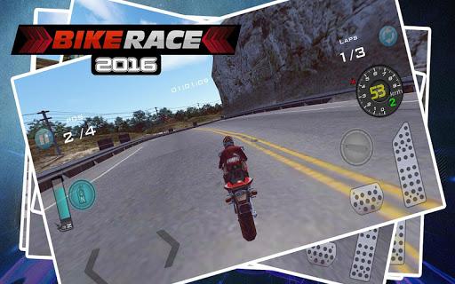 Bike Race 2016 screenshot 1