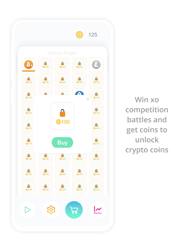 CrypTacToe: The Crypto Tic Tac Toe X O Game screenshot 5
