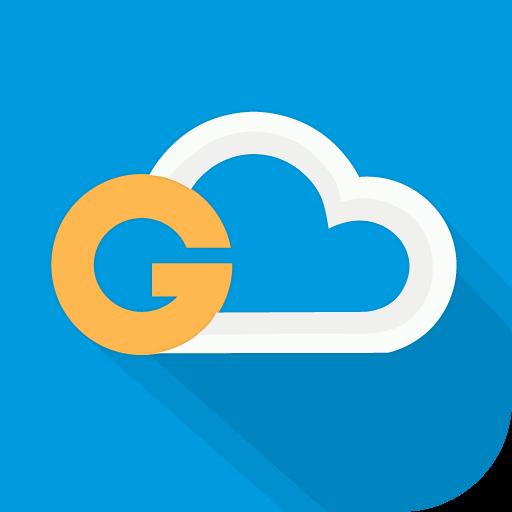 G Cloud Backup (نسخ الاحتياطي) أيقونة