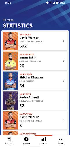 IPL 2020 स्क्रीनशॉट 5