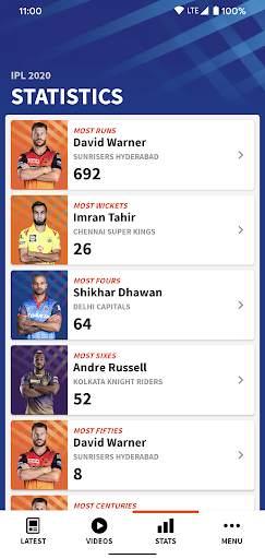 IPL 2020 screenshot 5