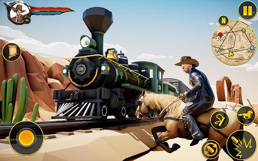 Cowboy Horse Riding Simulation screenshot 8