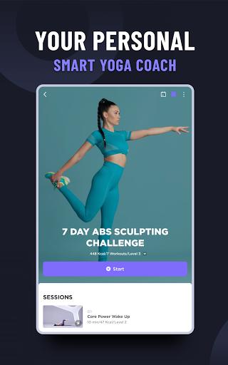 Daily Yoga (โยคะทุกวัน) - Yoga Fitness App screenshot 12