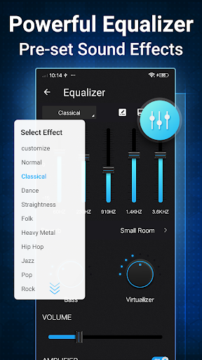 Music Player for Android-Audio screenshot 8