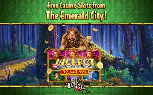 Wizard of OZ Free Slots Casino Games 16 تصوير الشاشة