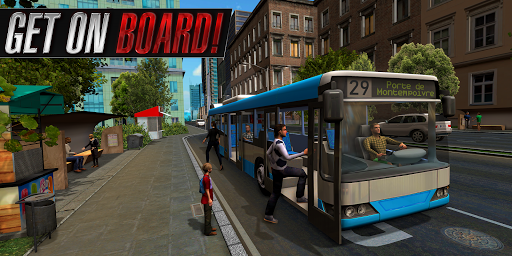 Bus Simulator: Original screenshot 3