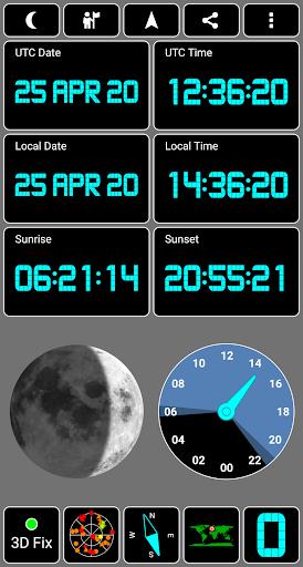 GPS Test 3 تصوير الشاشة