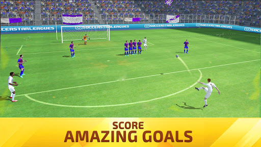 Soccer Star 2020 Top Leagues: Best football games! स्क्रीनशॉट 2