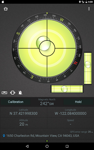 Kompas Poziomica screenshot 11