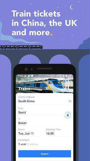 Trip.com: Flights, Hotels, Train & Travel Deals 5 تصوير الشاشة
