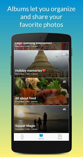 Capture App - Photo Storage 3 تصوير الشاشة