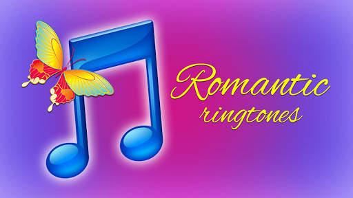 Romantic ringtones screenshot 1