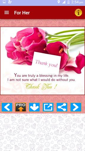Thank You Greeting Card Images screenshot 3