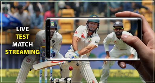 Live Cricket TV HD - Live Cricket Matches screenshot 2