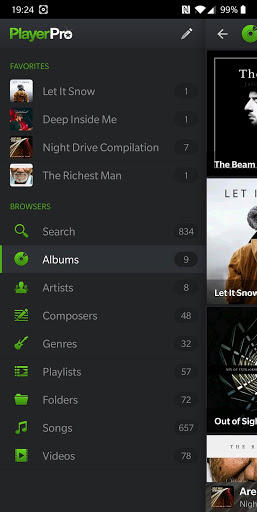 PlayerPro Music Player (Free) screenshot 5