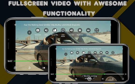 Video Player & Mp3 Player screenshot 4