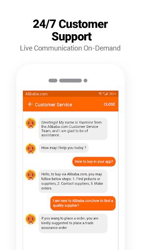 Alibaba.com - Leading online B2B Trade Marketplace screenshot 6