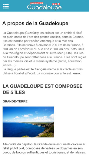 Destination Guadeloupe 5 تصوير الشاشة