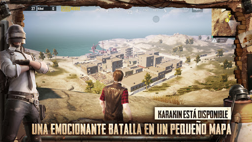 PUBG MOBILE - KARAKIN screenshot 2