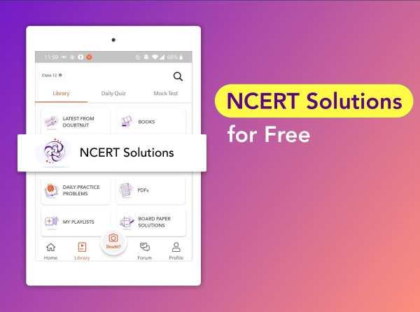 Doubtnut: NCERT Solutions, Free IIT JEE & NEET App screenshot 15