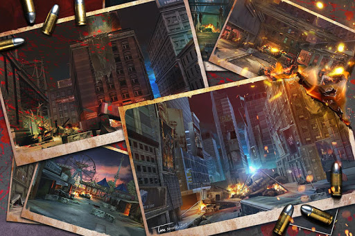 حرب الموت:  قتل الزومبيز 5 تصوير الشاشة
