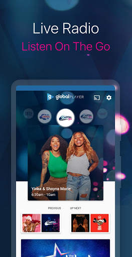 Capital XTRA Radio App screenshot 2