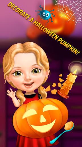 Sweet Baby Girl Halloween Fun screenshot 4