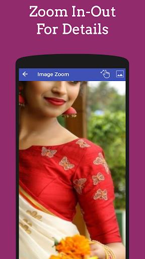Blouse Designs screenshot 6