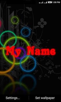 My Name Neon screenshot 6