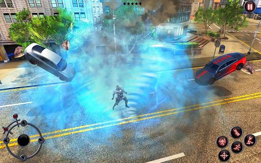 Immortal Wind Tornado hero Vegas Crime Mafia Sim screenshot 12
