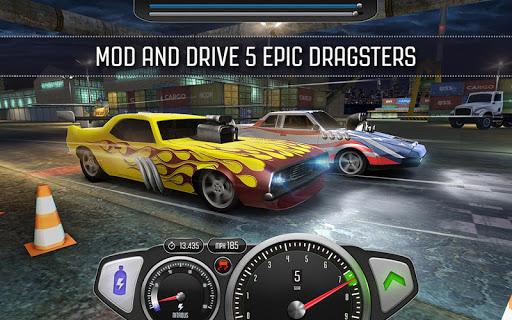 Top Speed: Drag & Fast Street Racing 3D screenshot 1