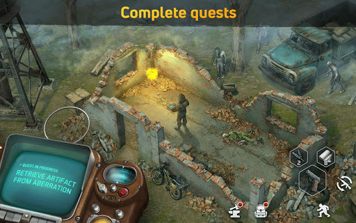 Dawn of Zombies: Survival after the Last War screenshot 12