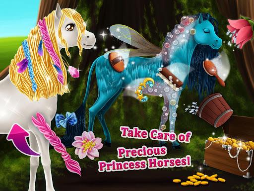 Princess Horse Club 3 - Royal Pony & Unicorn Care screenshot 12