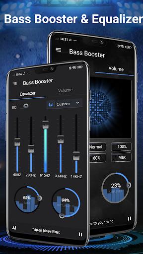 Equalizer Pro - Volume Booster & Bass Booster screenshot 2