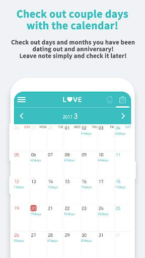 Couple Widget - Love Events Countdown Widget screenshot 5