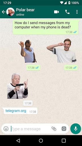 New Stickers For WhatsApp - WAStickerapps Free screenshot 8