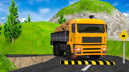 Offroad Transport Truck Driving Simulator screenshot 4