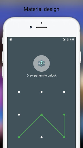 Fingerprint Pattern App Lock screenshot 5